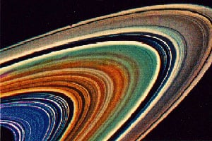 Saturn's rings