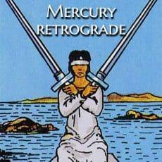 Surviving Mercury Retrograde