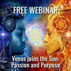 FREE Webinar Venus joins the Sun