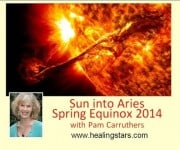 Spring Equinox. Watch to the end when you'll be guided through a Healing process of Letting Go, to help you step forward into a new cycle in your life