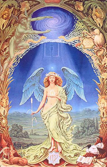 Virgo by Johfra-Bosschart