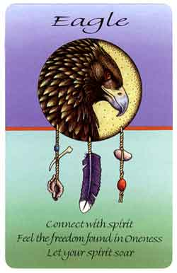 The eagle is one of the 3 symbols for Scorpio.
