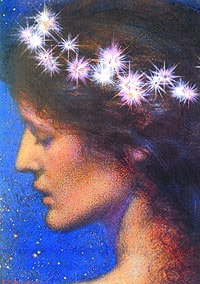 The Goddess and the Pleiades, the stars of Taurus