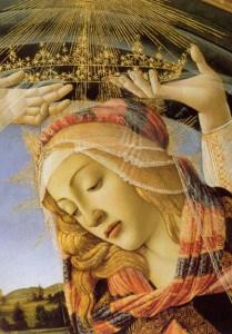 Mary as Sophia, Queen of Heaven