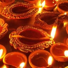 Diwali and the November 3rd Scorpio Eclipse