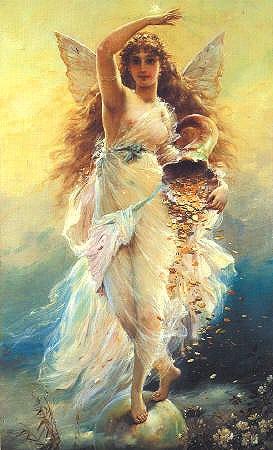 Fortuna: Goddess of Abundance