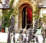 Florence House entrance