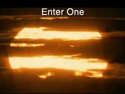 enter one