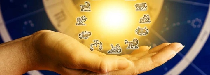 hand astrology signs