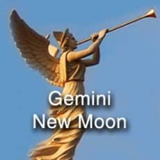 Gemini New Moon 2015