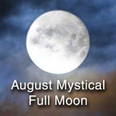 Mystical Pisces Full Moon