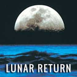 lunar return report