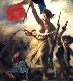 Delacroix La Liberte
