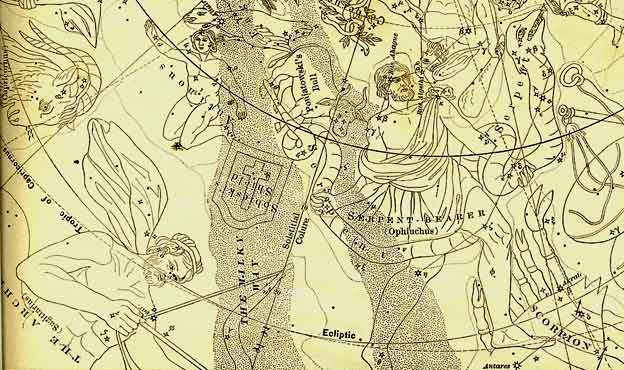 Is Ophiuchus the 13th sign of the zodiac?