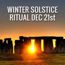winter solstice ritual 2016