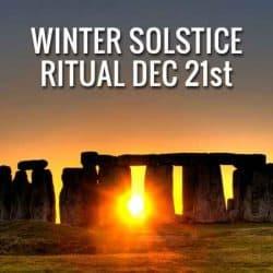 winter solstice ritual 2016
