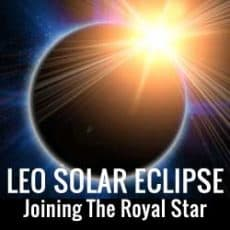 Leo Solar Eclipse 2017 and the USA