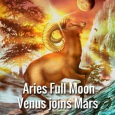 Aries Full Moon-The Lovers Meet