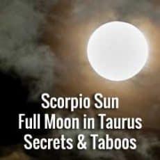 full moon taurus 2017