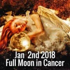 January 2018 Full Moon