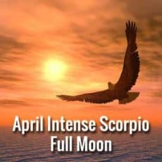 April Full Moon in Scorpio-A time for healing