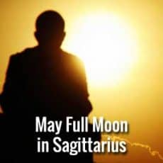 May Full Moon in Sagittarius