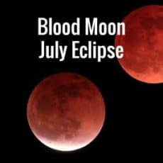 Blood Moon Eclipse: Stress and Tempers Running High