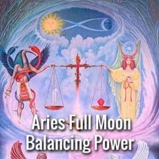 Aries Full Moon 2018