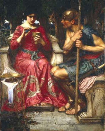 Jason and Medea by John Waterhouse