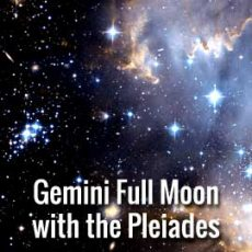 Gemini Full Moon Activates Jupiter