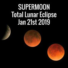 Super Blood Wolf Moon Total Lunar Eclipse