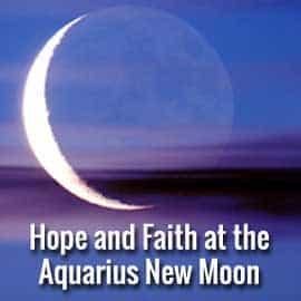 aqaurius new moon 2019
