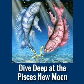 pisces new moon 2019