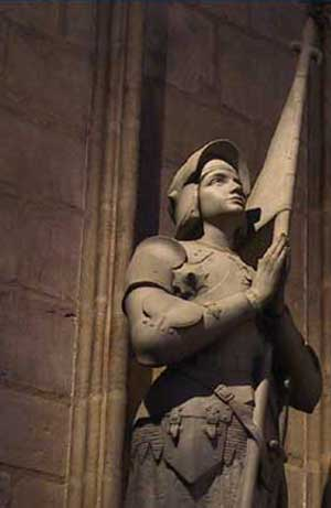 Joan of Arc Notre-Dame