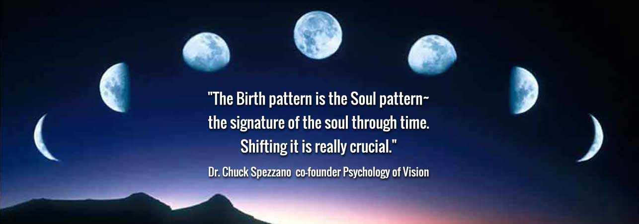 Moon Phases quote by Chuck Spezzano