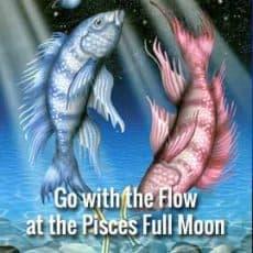 Sensitive Pisces Full Moon joins Neptune