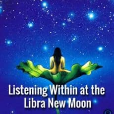 libra new moon listen within