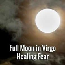 Full Moon in Virgo 2020
