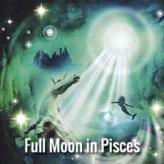 Full Moon in Pisces 2020