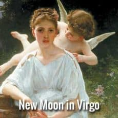 New Moon in Virgo 2020