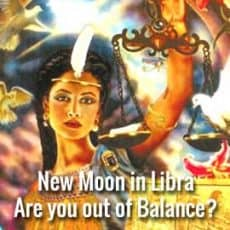 New Moon in Libra 2020