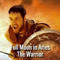Full Moon in Aries 2020