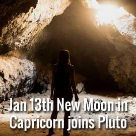 2021 New Moon January