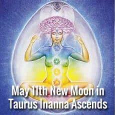 New Moon in Taurus 2021
