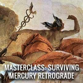 masterclass mercury retrograde