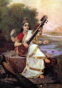 Saraswati Goddess of Learning