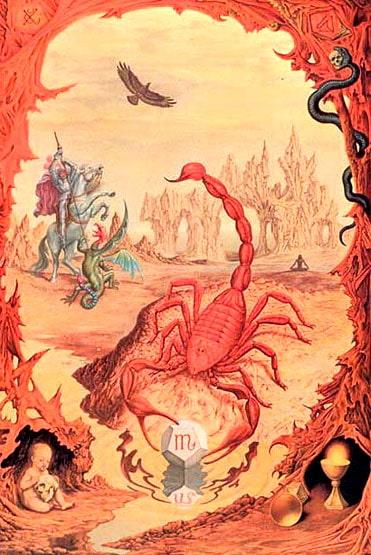 Scorpio by Johfra-Bosschart
