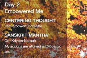 Deepak Meditation