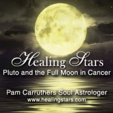 Sun conjunct Pluto Full Moon