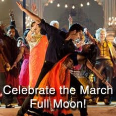 Celebrate the March Full Moon